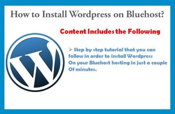 Beginners Guide to Install WordPress on Bluehost