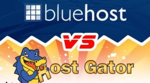 Bluehost vs Hostgator – Head to Head Comparison