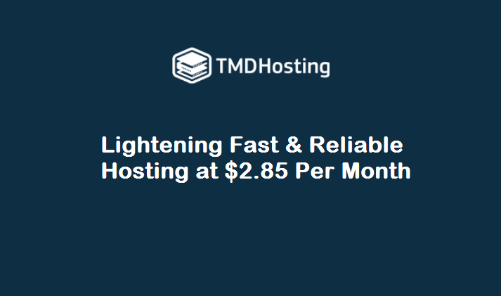 TMDHosting Review – Does it Fulfill all Your Needs?