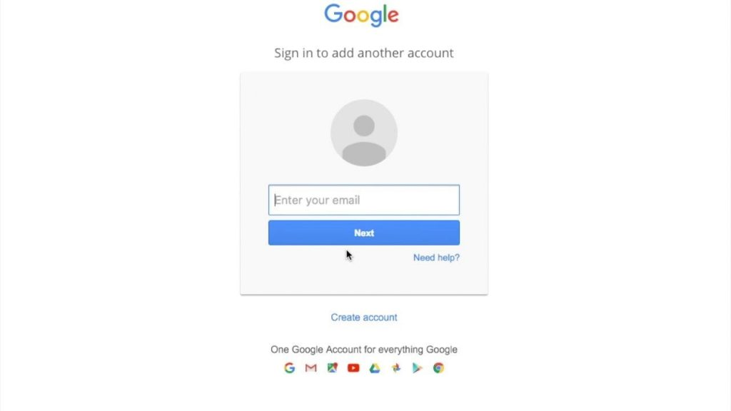 How to Easily Switch Multiple Gmail/Google Accounts?